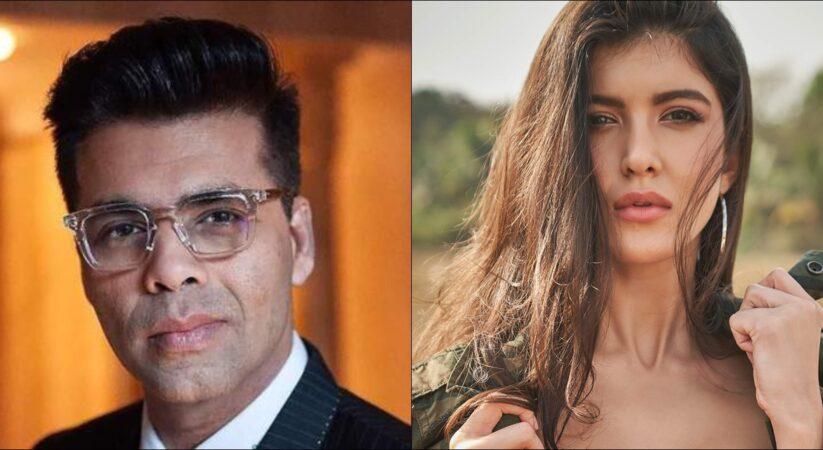 Karan Johar declares Shanaya Kapoor's debut film. to begin shooting for first film in July