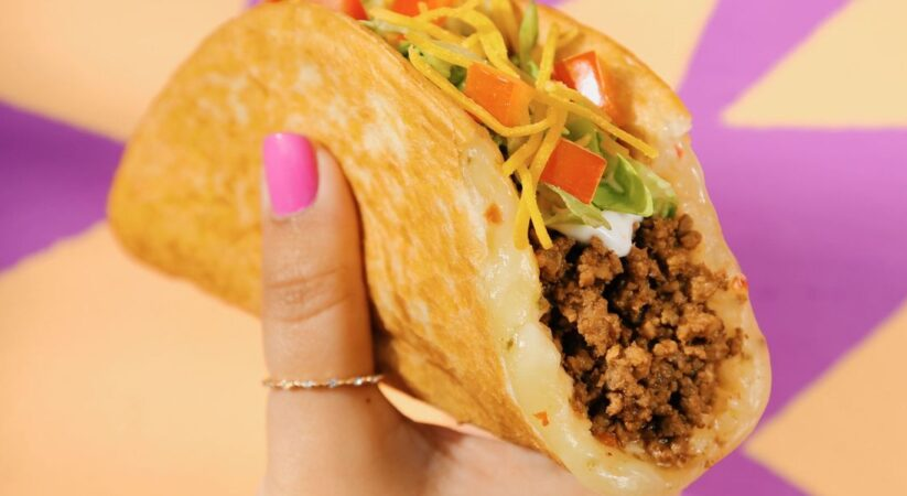 Taco Bell is bring back a fan favorite 'Quesalupa' after a 5 year break