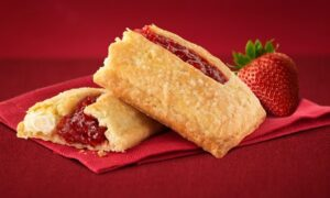 McDonald's Japan is adding new 'Chocolate Strawberry Pie' to sweets menu
