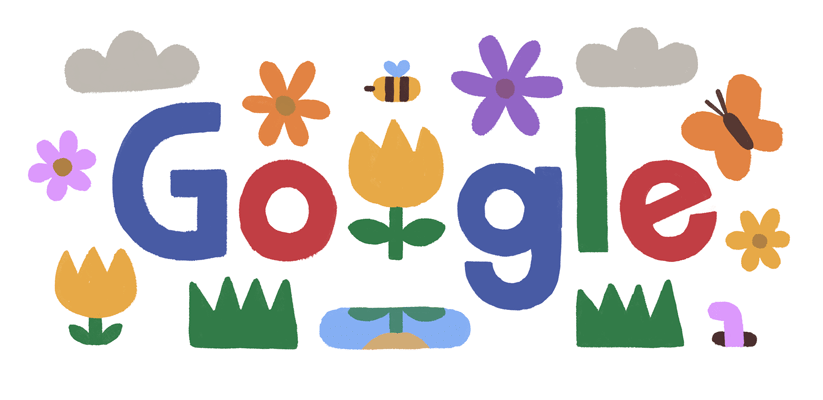 Google Doodle honors 'Nowruz', an annual celebration of this first day of spring