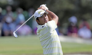 Hideki Matsuyama made history as the first male golfer from Japan to win a major championship.
