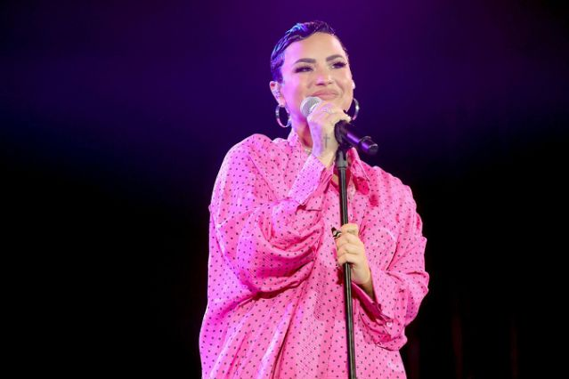 Demi Lovato releases deluxe version of her new album of 'Dancing With the Devil'