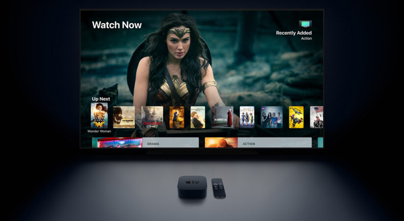 Apple declares new Apple TV 4K with powerful A12 Bionic chip
