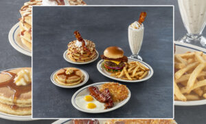 IHOP releases 'bacon obsession' menu with 'bigger' steakhouse-style bacon, Maple bacon milkshake