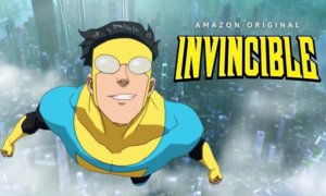 'Invincible' series renewed for Seasons 2 & 3 at Amazon
