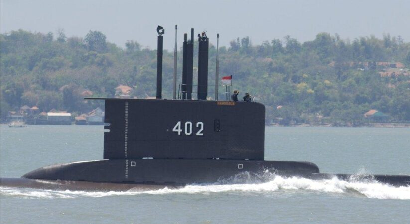 U.S. is joining international search to find a missing Indonesian submarine