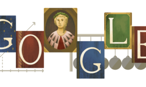 Laura Bassi: Google doodle honors Italian physicist and professor