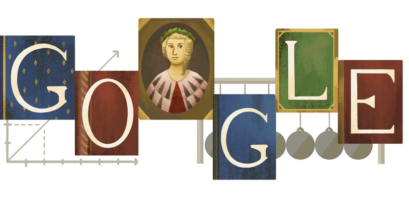 Laura Bassi: Google doodle honors Italian physicist and professor
