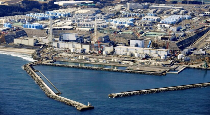 Fukushima reactor's wastewater to be released into the ocean, Japan authorities says