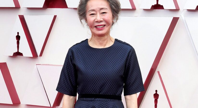 Oscar 2021: Yuh-jung Youn becomes first Korean actress to win for best supporting actress for 'Minari'