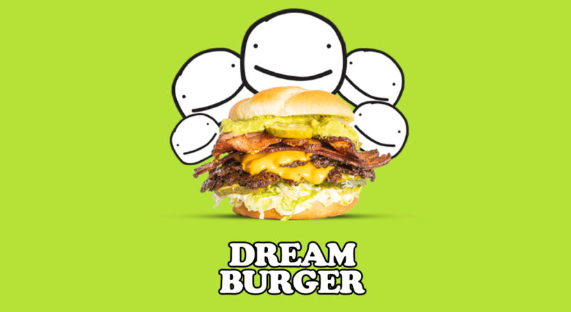 MrBeast Burger announces to release new Dream Burger for limited time only