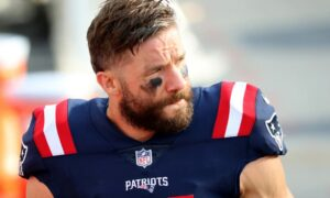 Julian Edelman retires from NFL after ending 12-year career with New England Patriots
