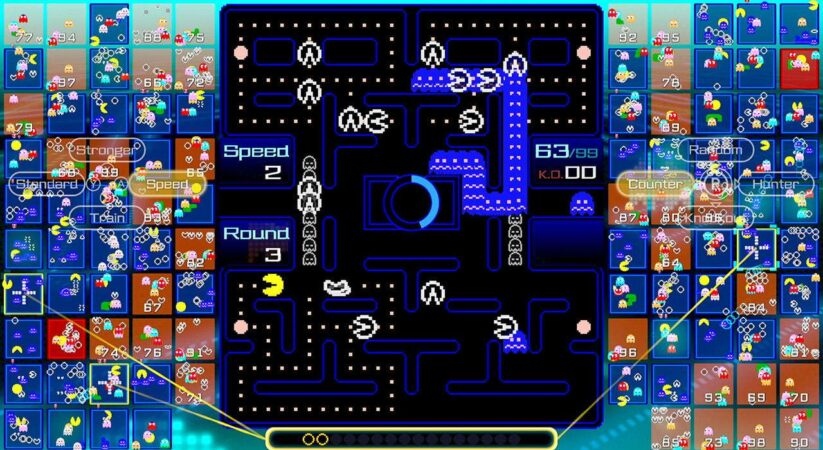 Nintendo announces Pac-Man 99, a new multiplayer game for the c