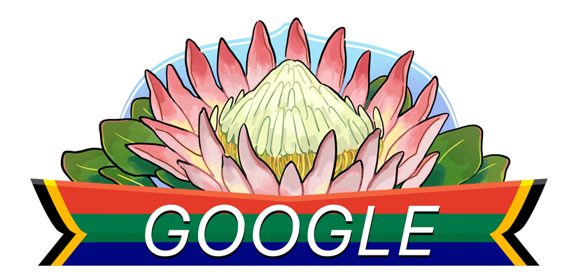 Google Doodle Celebrates South Africa Freedom Day 2021