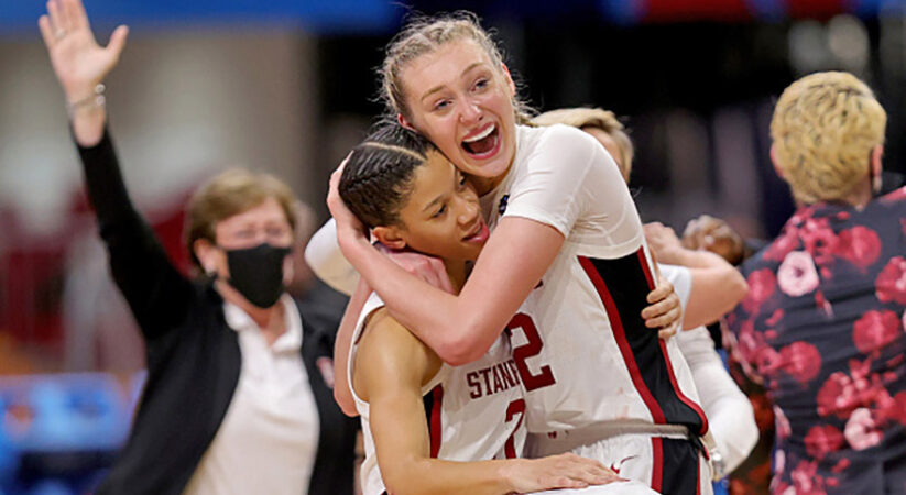 Stanford win NCAA women's basketball championship against Arizona for 1st time in 29 years