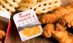 Chick-fil-A is limiting the number of sauces it's giving out to customers amid limited stock
