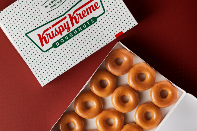 Krispy Kreme submited plan for IPO, to once again