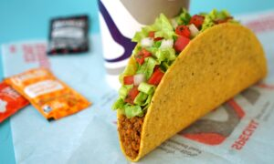 Taco Bell celebrating 'Taco Moon' by providing free tacos