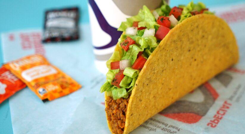 Taco Bell celebrating 'Taco Moon' by providing free tacos