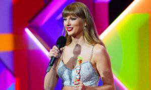 BRIT Awards 2021: Taylor Swift makes history at BRITs with Global Icon Award