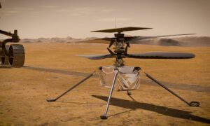NASA is building new plans for Ingenuity Helicopter on Mars