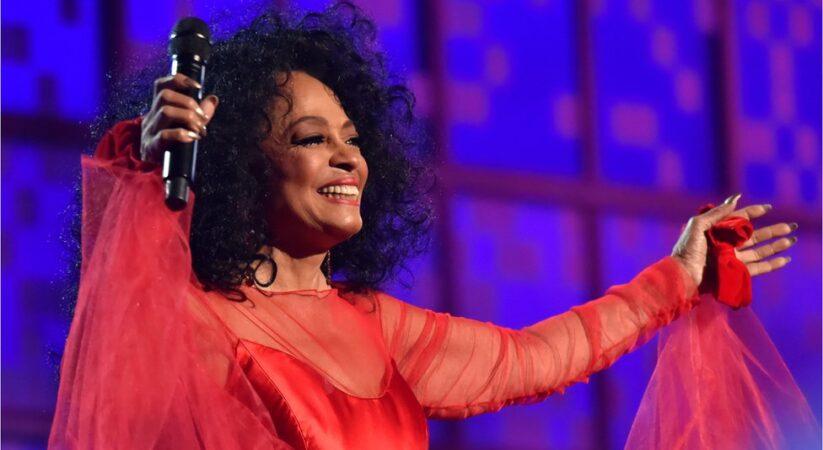 Diana Ross declares 1st new album in 15 years