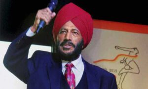 Milkha Singh, India's 'Flying Sikh', dies at 91 due to Covid-related complications