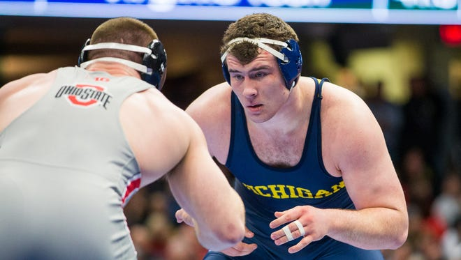 Tennessee Titans sign three-time All-American wrestler 'Adam Coon' as offensive lineman
