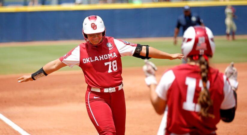 Oklahoma Sooners beats Florida State Seminoles with a 5-1 to win Women's College World Series championship