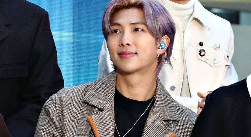 BTS member RM releases new solo song 'Bicycle' as part of band's annual Festa celebrations