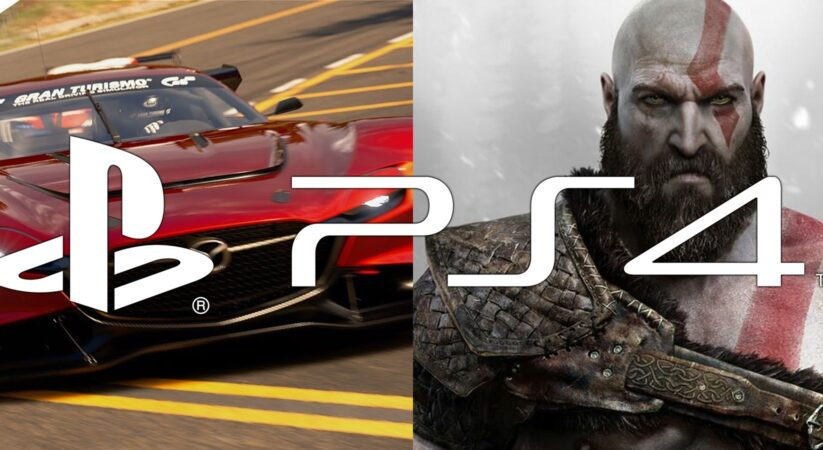 Gran Turismo 7 and God of War game arriving to PS4 as well as PS5