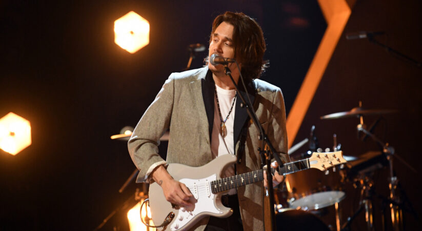 John Mayer declares new album 'Sob Rock'