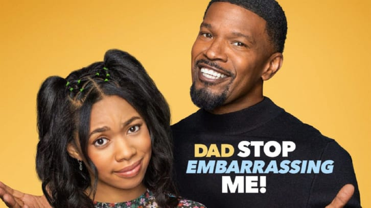Jamie Foxx's 'Dad Stop Embarrassing Me!' comedy series canceled for season 2 on Netflix