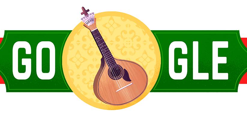 Google Doodle Celebrates Portugal's National Day