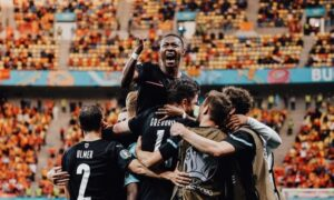Euro 2020: Austria makes history with 3-1 win over North Macedonia