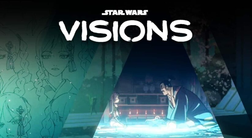 'Star Wars: Visions' new anime anthology series set to premiere on Disney Plus in September