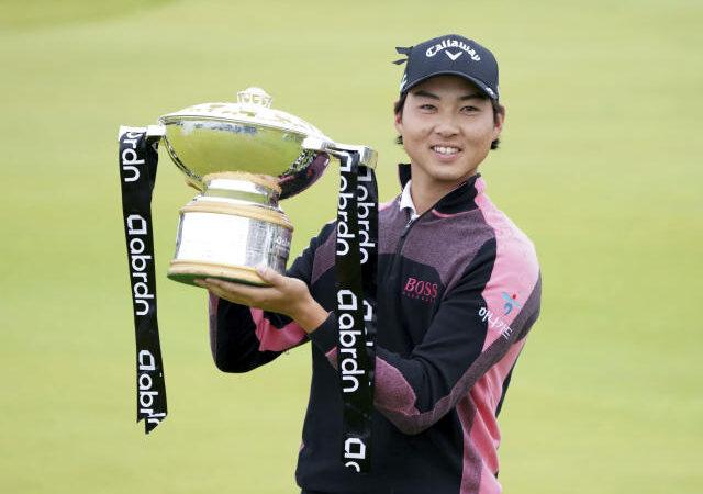 Australia's Min Woo Lee wins Scottish Open after 3-way playoff