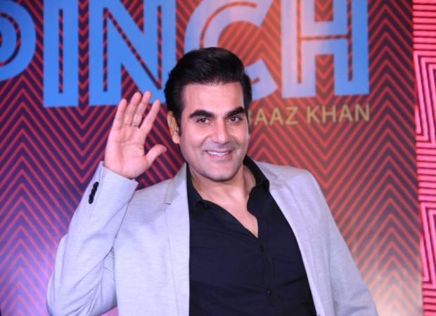 Arbaaz Khan receives candid on the season 2 of his upcoming web series 'Pinch'