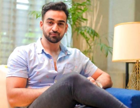 Agha Mustafa Hassan joins the cast of 'Neeli Zinda Hai' thriller drama series