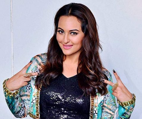 Actress Sonakshi Sinha to play in Sanjay Leela Bhansali's web series 'Heera Mandi'