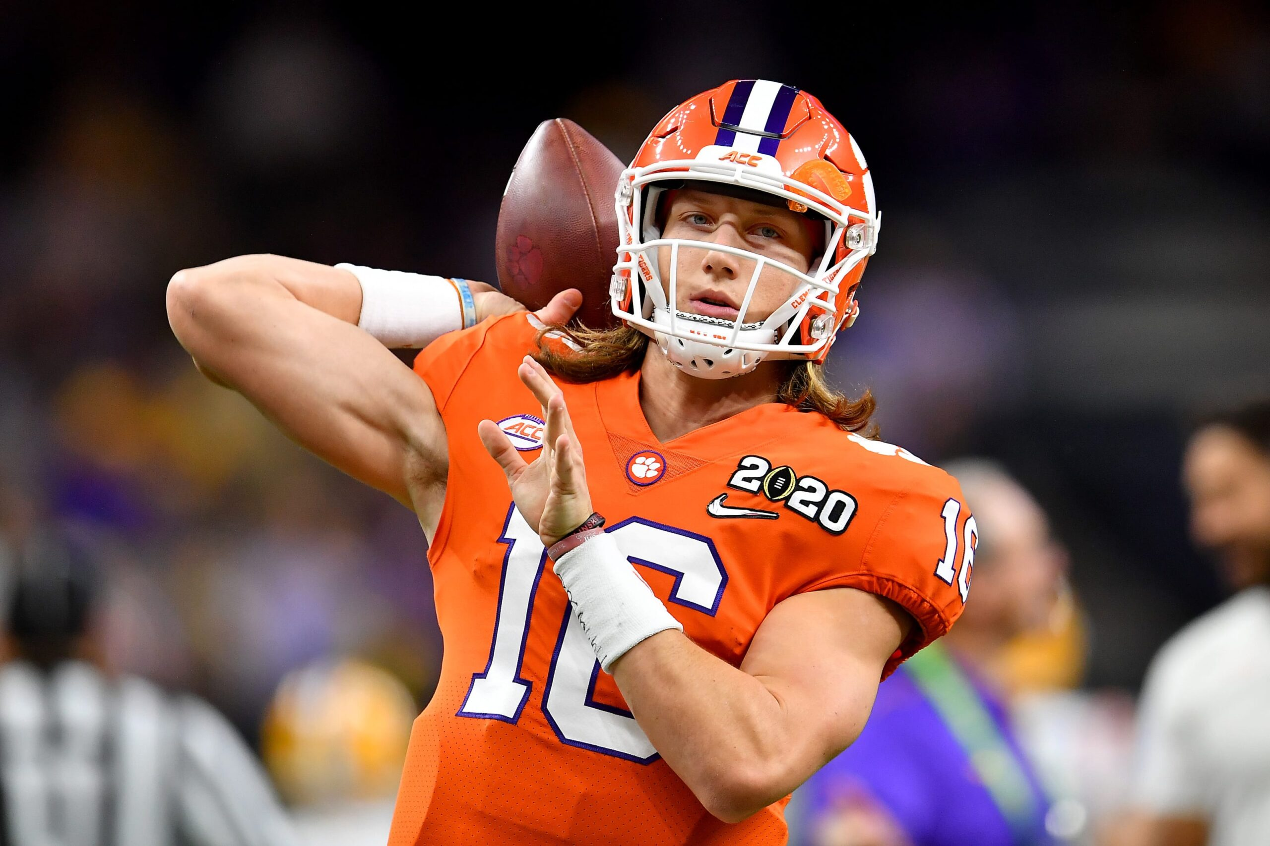 QB Trevor Lawrence agree to sign 4-year rookie contract with Jacksonville Jaguars
