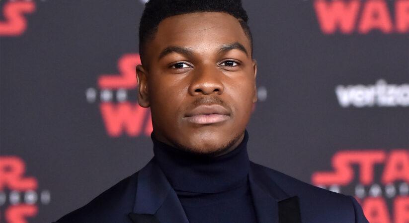 Actor John Boyega will star in Indie Drama '892'