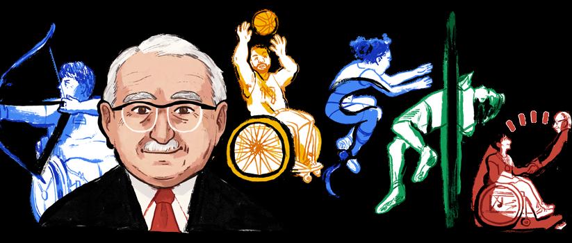 Professor Sir Ludwig Guttmann: Google doodle celebrates 122nd birthday of Jewish, German-born British neurologist