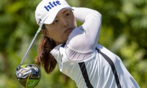After losing No. 1 ranking, Jin Young Ko wins the Volunteers of America Classic