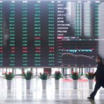 Asia shares falls, Nikkei slows down close to 30-year high