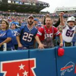 Buffalo Bills will need all fans to be vaccinated to attend games at Highmark Stadium