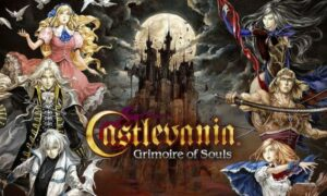 On Apple Arcade, 'Castlevania: Grimoire of Souls' is currently available