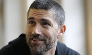 Matthew Fox is returning to TV role after Lost with new Peacock thriller