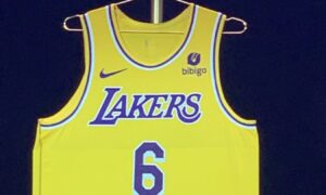 Lakers and Bibigo announces multi-year partnership, that will see feature on jerseys staring with 2021-22 season