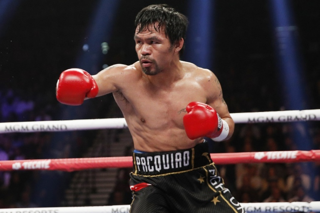 Manny Pacquiao declares retirement from boxing at age 42